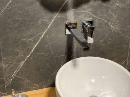 Finální podoba koupelny