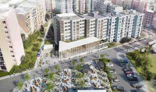 Zvyšuje se zájem o bydlení na sídlišti